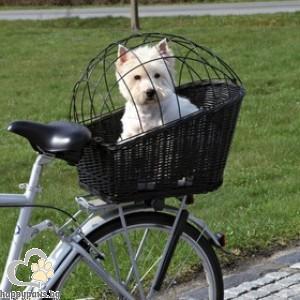 TRIXIE - Вело кошница