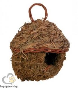 TRIXIE - Гнездо за финки, тревно
