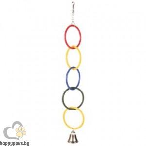 TRIXIE - Олимпийски кръгове с камбанка