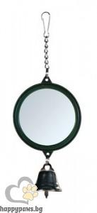 TRIXIE - Огледало кръгло с камбанка