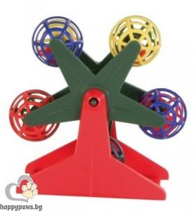 TRIXIE - Виенско колело - аксесоар за папагали