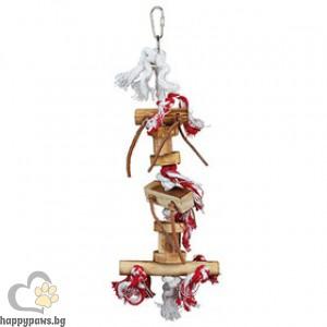 TRIXIE - Дървени фигури на въже