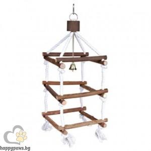 TRIXIE - Дървен куб с камбана