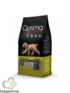 Optima Nova Adult Mini Digestive Rabbit & Potato GRAIN FREE- със заешко и картофи, за кучета малки породи, възраст над 10 месеца