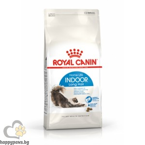 Royal Canin - Indoor Long Hair