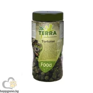 JR Farm - Микс от селектирани билки и сушени треви за водни костенурки, 250 гр