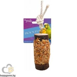 JR Farm Pick'n'Fun - За вълнисти папагали и канарчета