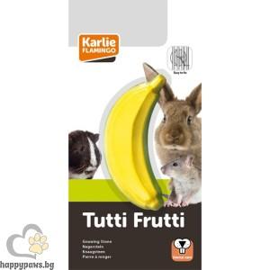 Karlie tutti frutti - Витаминно камъче, банан