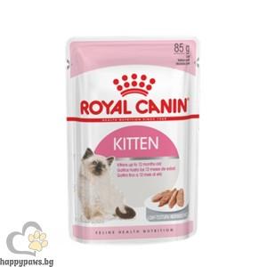 Royal Canin - Kitten In Loaf пауч-пастет