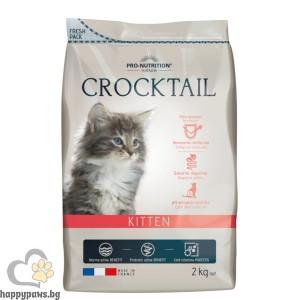 Flatazor - Crocktail Kitten, пълноценна храна за малки котенца, женски котки в края на бременността и в период на кърмене, различни разфасовки.