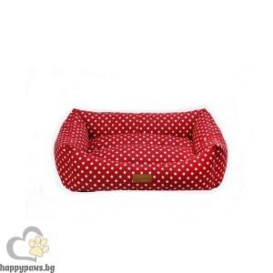 Dubex Makaron Меко легло в червен цвят, различни размери