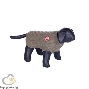 Nobby - кафяв пуловер Рик, различни размери