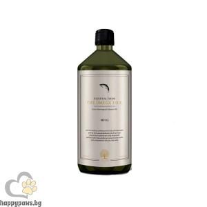 Essential The Omega 3 Oil Изцяло натурална добавка, приготвена от 100% масло от норвежка сьомга, 500 мл