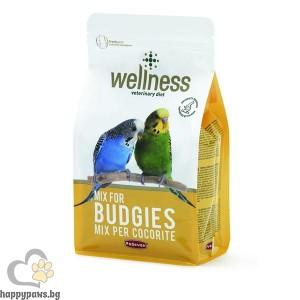 Wellness Премиум храна за вълнисти папагали