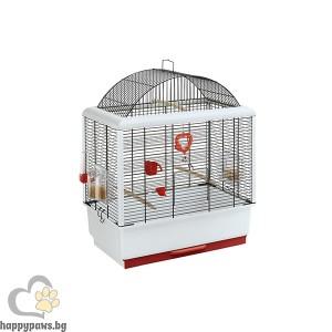Palladio 3 Black клетка за птици 49 х 30 х 65 см