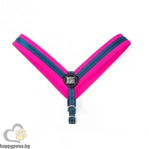 Max Molly H-Harness Q-Fit Pink Нагръдник за кучета в розов цвят, XL - размер