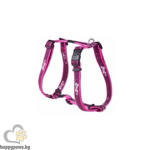 Rogz Pink Love Нагръдник за куче, различни размери
