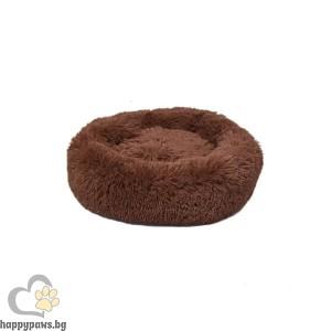 Dubex Ponchik Меко легло в кафяв цвят, различни размери