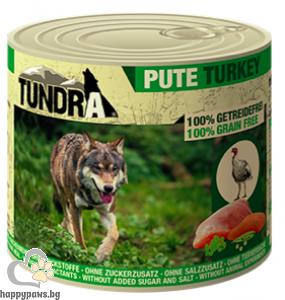 Tundra - Grain Free консервирана храна за израснали кучета над 1 година, 400 гр. различни вкусове