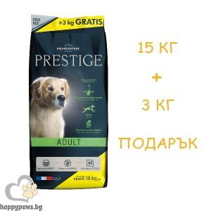 Flatazor Prestige Adult 15+3 кг ПОДАРЪК