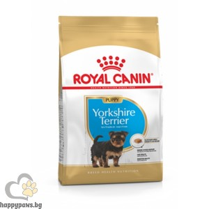 Royal Canin - Yorkshire Terrier Puppy нова опаковка
