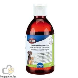 TRIXIE - Премиум Омега 3-6 масло, 250 мл., за кучета и котета
