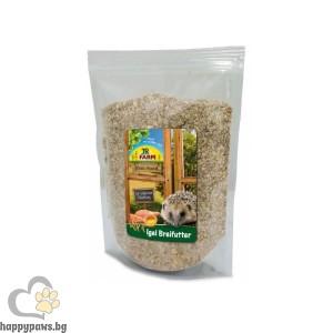 JR Farm - Пълноценна каша за таралеж, 200 гр