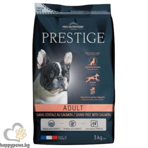 Flatazor - Prestige Adult Cereal Free with Salmon - храна за израснали кучета с чувствителна храносмилателна система със сьомга, различни разфасовки.