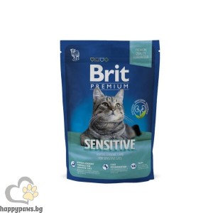 Brit - Sensitive Urinary Care суха храна за котки над 12 месеца, за здрав уринарен тракт