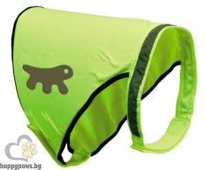 Ferplast - Reflex Jacket Small светлоотазително яке за кучета от дребни породи