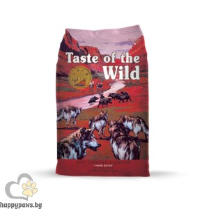 Taste Of The Wild - Southwest Canyon Canine Grain Free с глиганско месо