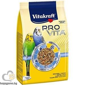 Vitakraft - PRO VITA® Пълноценна храна за вълнисти папагали