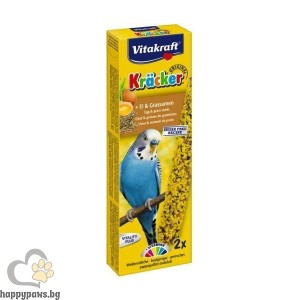 Vitakraft - Крекер яйце и йод за вълнисти папагали
