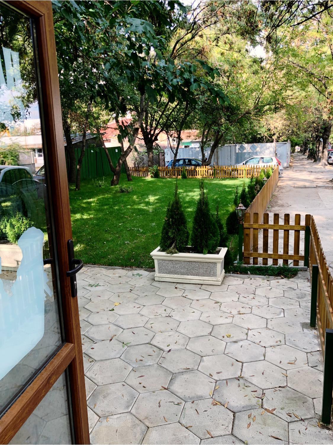 Зелена градина